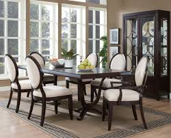 Solid Wood Dining Room Tables And Chairs This Breakfast Nook Unit Includes The Wood Table 2 Dining Benches