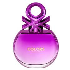<b>Colors Purple Benetton</b> Perfume Feminino - Eau <b>de</b> Toilette
