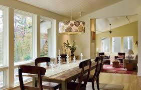 Dining Room Light Fixture Dining Room Brushed Nickel Retractable Pendant Light Fixtures
