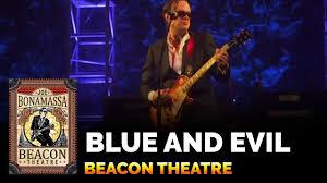 "Joe Bonamassa Official - ""<b>Blue</b> and <b>Evil</b>"" - Beacon Theatre Live ..."