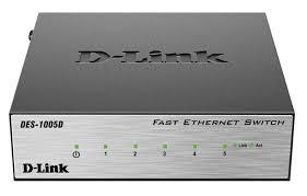 <b>D</b>-<b>Link DES-1005D</b>