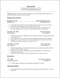 sales resume  sales resume samplesales resume