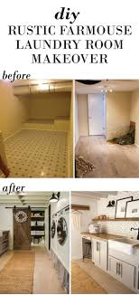 room redo img and that my friends is the story of our laundry room