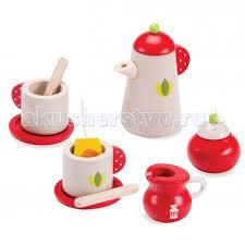 <b>Чайный</b> сервиз 5 предметов <b>Wonderworld</b> — купить в Москве в ...
