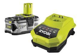 Купить <b>набор аккумулятор</b> и <b>зарядное устройство</b> Ryobi ...