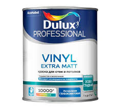 РАСПРОДАЖА <b>Краска DULUX</b> Professional Vinyl Extra Matt ...