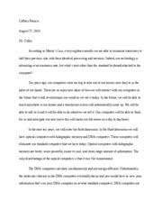 personal literacy narrative essay english     caffrey     pages