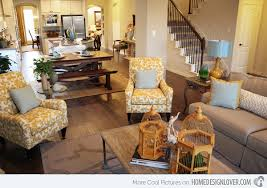 model living rooms: traditional style  dallas model traditional style