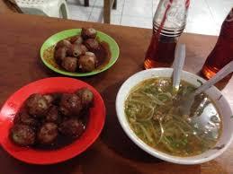 Image result for bakso bakar trowulan malang