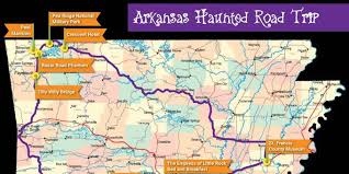 The Ultimate Haunted Arkansas Road Trip to Give You Goosebumps