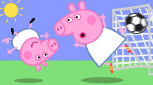 Peppa Pig Official Channel | <b>Let</b>' <b>s Play</b> Football with Peppa Pig ...