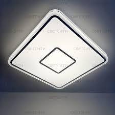 Светильник с/д <b>LEEK потолочный</b> диммируемый (управляемый ...