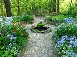 kitchen herbs shade garden