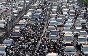 Tipe agan ketika menghadapi traffic light