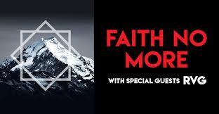 <b>Faith No More</b> | Qudos Bank Arena