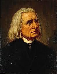 Franz Liszt. Anonym. Gemälde (Gesellschaft der Musikfreunde in Wien). - l753333a