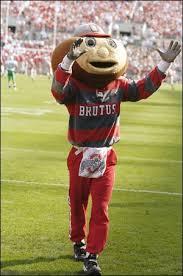 """""""Brutus the Buckeye"""""""