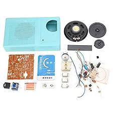 Questquo <b>3Pcs</b> Am Radio <b>DIY Electronic</b> Kit Learning: Amazon.in ...