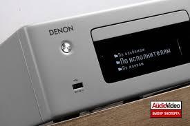 """Сетевой <b>CD</b>-<b>ресивер Denon</b> CEOL N10 получает статус """"Выбор ..."""