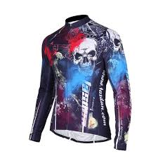 <b>Tasdan</b> Sportswear <b>Mens Cycling Clothing</b> Long Sleeve Mountain ...