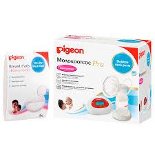 <b>Pigeon молокоотсос</b> электронный: <b>16738</b>, 12 995 руб. - купить в ...