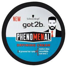 <b>Schwarzkopf got2b Phenomenal Defining</b> Cream 100ml - Buy ...