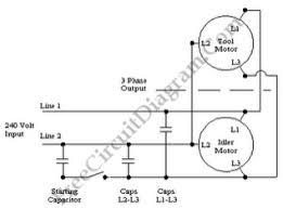 single phase to three converter wiring diagram images phase motor phase converter wiring diagram in addition 3 phase converter wiring