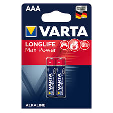 <b>Батарейка Varta</b> Max Tech LR3 <b>ААА</b> 2 шт купить недорого в ...