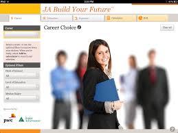 ja apps junior achievement usa ja build your future