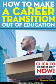 solid tips for changing careers to education or transition out 10 solid tips for changing careers to education or transition out of teaching resumes for teachers com blog changing careers changing career