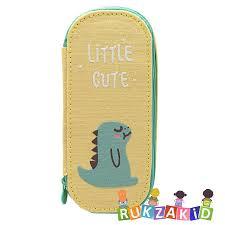 Купить пенал <b>школьный little</b> cute динозавр в интернет магазине ...