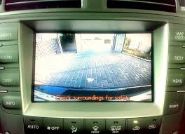 car vehicle rear view camera back up ir night vision waterproof reverse parking for universal ntsc