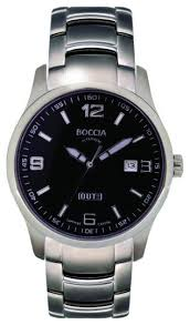 Наручные <b>часы BOCCIA 3530-06</b> — купить по выгодной цене на ...