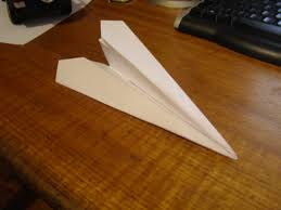 play paper airplanes featured instructables insanely fast paper plane