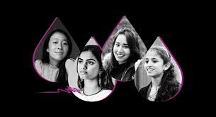 7 activists in 7 countries who want to <b>strip</b> menstruation of stigma