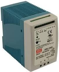 DRC-100B, <b>Блок питания с</b> функцией UPS, 27.6В,2.25А