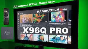 <b>X96Q</b> Pro Android 10 <b>TV</b> BOX - YouTube