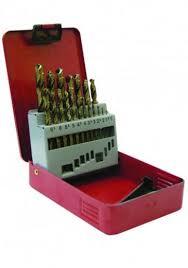 <b>Набор свёрл</b> по металлу Энкор ф <b>1-10</b> мм 19 шт. в ...