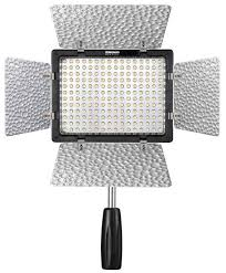 <b>Накамерный свет</b> светодиодный <b>Yongnuo YN</b>-160 III LED 5500K ...