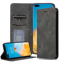 <b>CHUMDIY Luxury Card Protection</b> Leather Phone Case for Huawei ...
