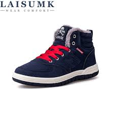<b>LAISUMK</b> Winter Leisure <b>New</b> Men'S High Top Shoes Korean Men ...