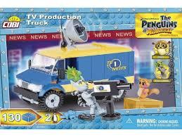 <b>Конструктор COBI</b> TV Production Truck - купить в интернет ...