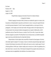 example of a narrative essayfresh college essay titles  college essay format example   newessay     fresh apa