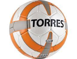 <b>Мяч</b> футбольный Torres <b>Club №5</b> F30035 2 (18983): купить по ...