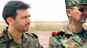 Maher Al-Assad (L) head of the Republican Guard responsible for the defence of Damascus with Bashar. Photo: Wikipedia/GNU Free Documentation License - article_20f6a2aa47236573_1378364426_9j-4aaqsk