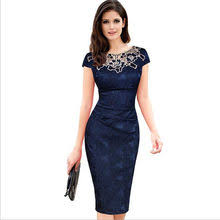 Best value Evening Party Dresses <b>Elegant Embroidered</b> – Great ...