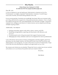 cover letter cover letter for administrative position cover letter cover letter cover letter writing your cover job applications samples manager offer sample eduhrn yourcover letter