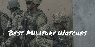 Best <b>Military Watches</b> 2020 [Tactical Watch Reviews]