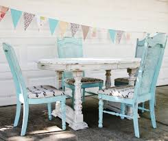 shabby chic retro and industrial styles22 blue shabby chic furniture