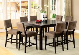 cherry counter height piece: powell furniture brigham piece counter height dining set